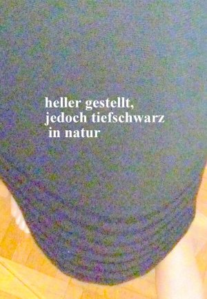 LUANA Jupe tricotée noir