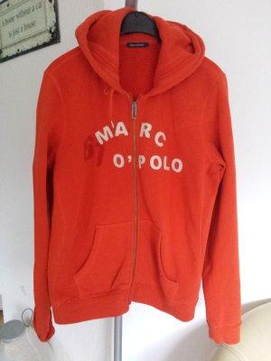 Marc O'Polo Chaqueta de tela de sudadera naranja Algodón
