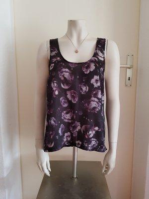 Top mit Blumenmuster von H&M