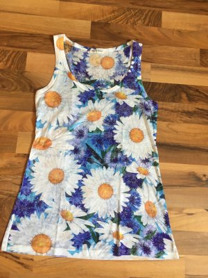 Top mit Blumenprint