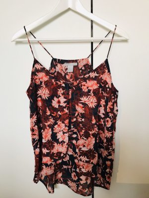 H&M Spaghetti Strap Top multicolored
