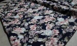 Top mit Blumenprint von H&M Gr. M