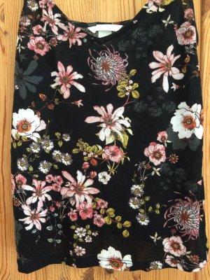 Top mit floralen Muster