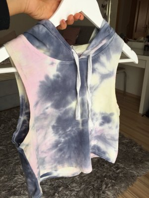 SheIn Cut Out Top multicolored