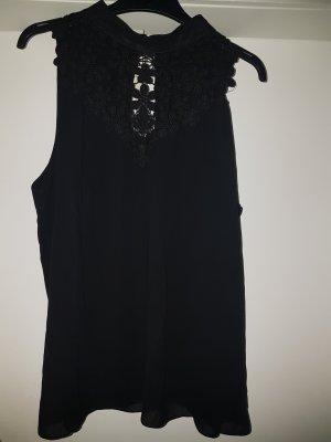 Blouse Top black
