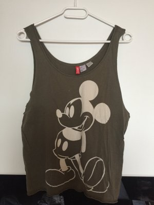 Top mit Mickey Mouse