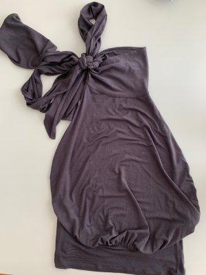 Basic Top grey violet