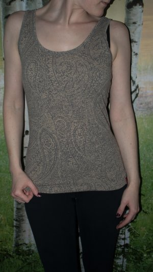 Top mit Paisley-Muster