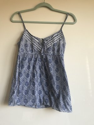 Top mit Paisley - Muster