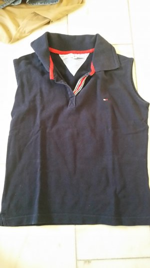 Tommy Hilfiger Polotop donkerblauw