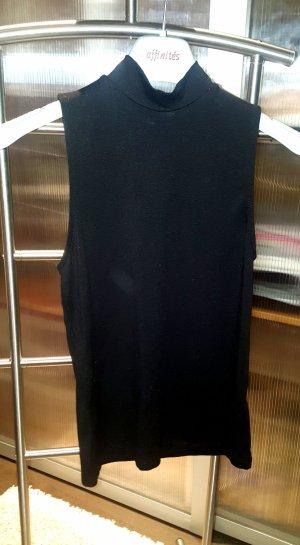 H&M Neckholder Top black
