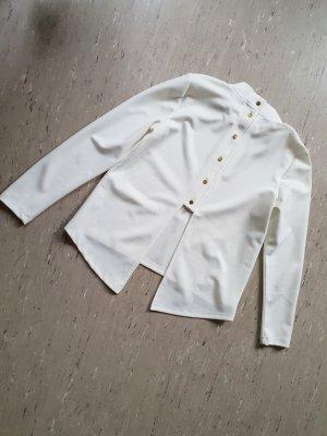 Only Blusa sin espalda blanco