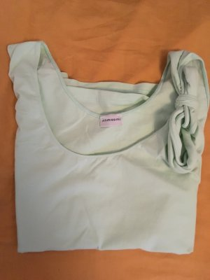 Intimissimi Basic Top pale green cotton