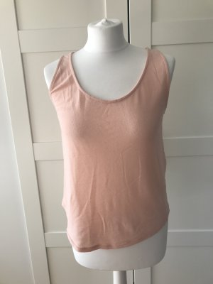 Madonna Lace Top nude-pink