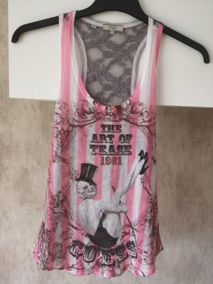 Top mit Spitze Guess Gr. S