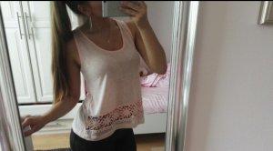 Vero Moda Strappy Top pink