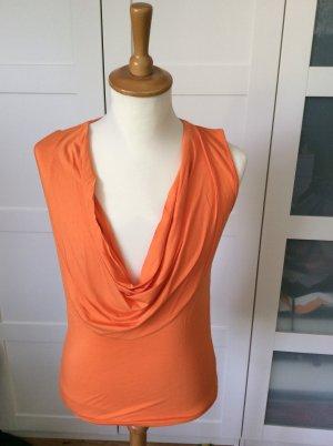 Hallhuber trend Top long orange