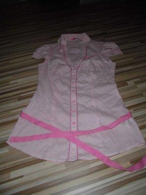 Top-moderne Bluse rosa