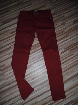 Clockhouse Stretch Jeans russet