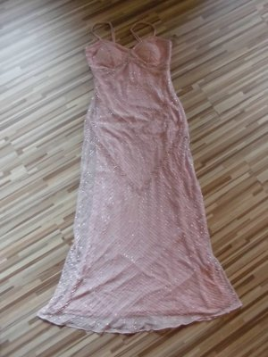 Top-modernes Abendkleid; NEU; rose