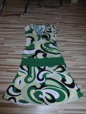 Top-modernes Kleid grün