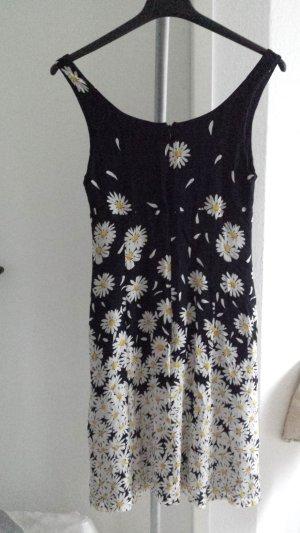Top  Moschino Kleid Etuikleid Sommerkleid Coktailkleid Blumenkleid  Gr M