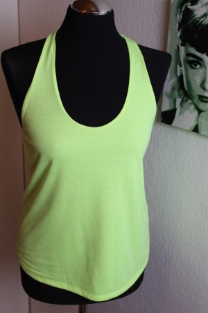 Atmosphere Blouse Top neon yellow