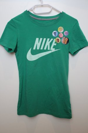 Nike T-Shirt multicolored cotton