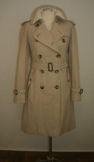 TOP! NP:1695€ Original Burberry Trenchcoat beige Gr.38/40 UK10 S/M