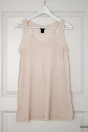 TOP / NUDE / ROSE / H&M
