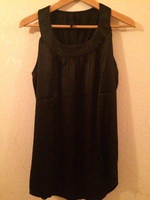 Top oder Kleid in schwarz