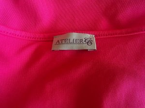 Atelier Creation Blouse Top pink