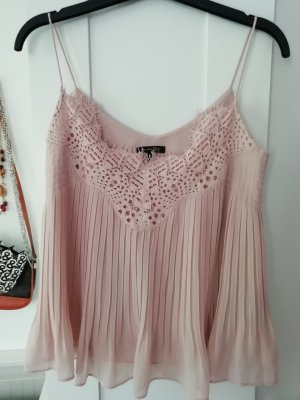 Massimo Dutti A Line Top pink