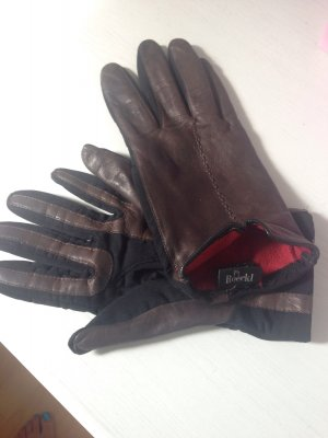 Top real leather gloves Roeckl