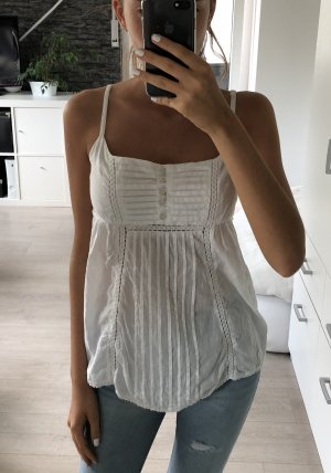 Reserved Blusa bianco