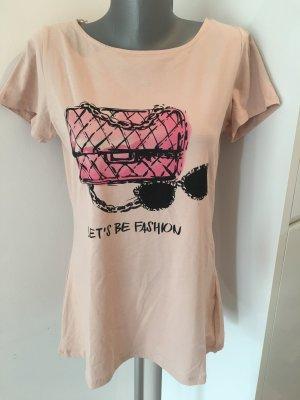 Top rosa Bag Sonnenbrille