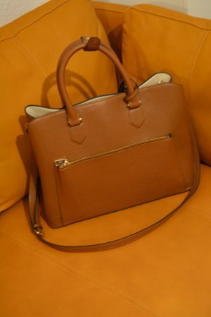 Zara Woman College Bag russet