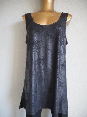 Sparkle & Fade Long Top black