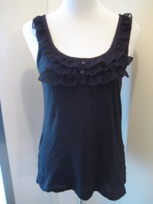 Frill Top black