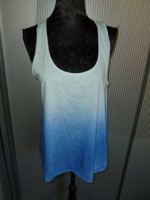 Top Shirt blau FB sisters