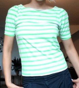 Mads nørgaard Gestreept shirt veelkleurig Gemengd weefsel