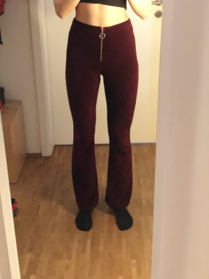 Topshop Jegging bordeaux
