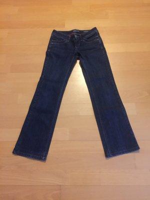 Only Boot Cut spijkerbroek donkerblauw