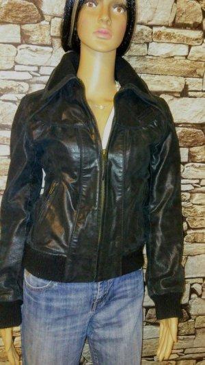 Top # super Lederjacke aus weichem Leder. von KAOS