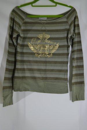 Top T-Shirt Clockhouse Khaki Gold