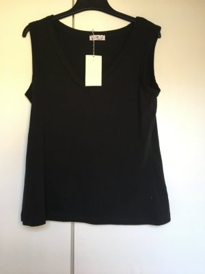 Top Trägertop *Gr. 42* Schwarz *Your Life Your Fashion*