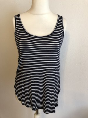 Top Trägertop locker Camisole gestreift Hollister Gr. S