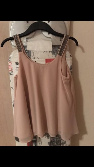 Only Spaghetti Strap Top light pink
