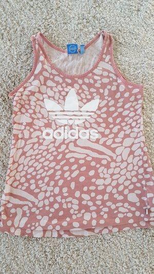 Adidas A-lijn top veelkleurig