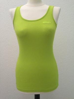 Top von Adidas Neo  grün